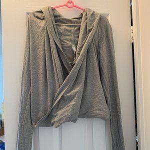 Lululemon Iconic Wrap size 4 grey wrap